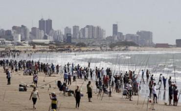"""Se realizó con éxito el 4º Torneo de Pesca """"Ciudad de Mar del Plata"""""""