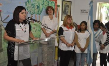 Autoridades Municipales acompañaron los festejos de la Escuela Primaria Nº 6