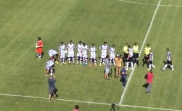 Villa Dálmine perdió con Gimnasia y Esgrima en Mendoza por 1 a 0
