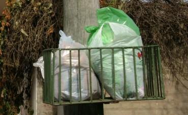 Los días sábados se realiza el servicio de recolección de residuos