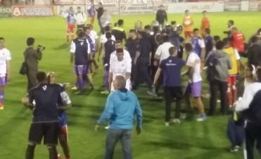 Villa Dálmine perdió con Atlético Paraná 1 a 0
