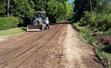 El Municipio continúa trabajando en la mejora de los barrios
