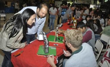 El Municipio acompaña la realización de Expo Técnica 2016