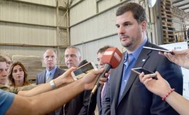 Burzaco anunció que 60 prefectos llegarán a Campana en diciembre