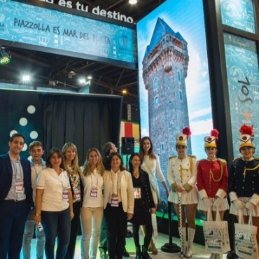 Mar del Plata: protagonista en la Feria Internacional de Turismo 2017