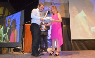 El Intendente participó del 25º aniversario del Colegio Armonía