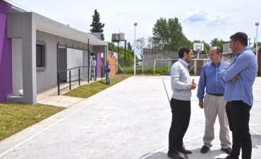 Inclusión: la obra del centro recreativo de Las Praderas entró en su etapa final