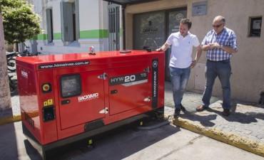 El CIMoPU ahora cuenta con un generador eléctrico propio de última generación