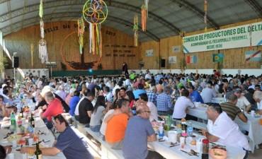 El Municipio acompañó la Fiesta del Día del Isleño