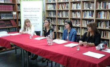 Cooperadoras escolares participaron de una jornada de fortalecimiento institucional