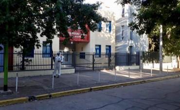 """""""Gata peluda"""": continúan los operativos de fumigación en espacios públicos y frentes de viviendas"""