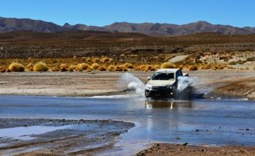 10 tips Toyota para realizar vadeos y conducir en zonas inundadas