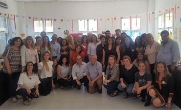 Autoridades participaron del 5° Encuentro de Referentes de Educación Municipal