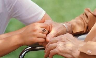 Se realizará una Jornada de Concientización de Cuidadores Domiciliarios e Institucionales