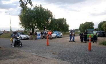 En nuevos operativos de seguridad, secuestran 15 motos y 4 autos