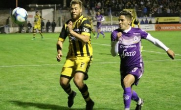 Villa Dálmine perdió con Santamarina de Tandil 1 a 0