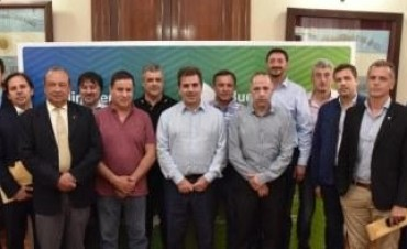 Ritondo se reunió con intendentes para ultimar detalles del próximo Operativo Sol