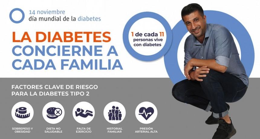 Día Mundial de la Diabetes: este miércoles se realizará una jornada de concientización