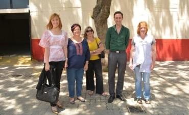 """La Escuela Primaria Nº 5 """"Bernardino Rivadavia"""" también recibió obras de mejoramiento a través del Fondo Educativo"""