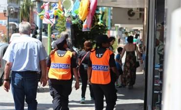 34 egresados de la Escuela de Policía Campana ya refuerzan la seguridad en las calles