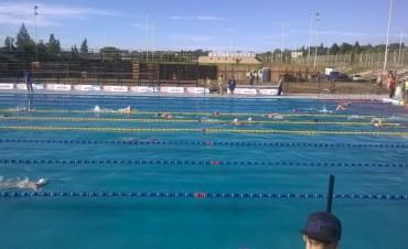 5º puesto para Deleo en el Campeonato Argentino de Natación