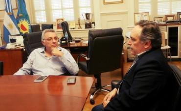 """Juan Ghione: """"La inversión en temas de prevención ciudadana  debe ser mayor""""."""