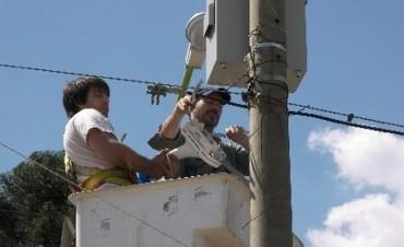 Comenzaron a instalarse nuevas cámaras, camino a completar las 125