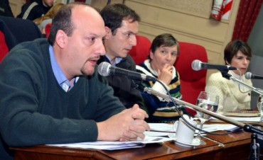 Se realizò la Sesiòn Preparatoria del Honorable Concejo Deliberante