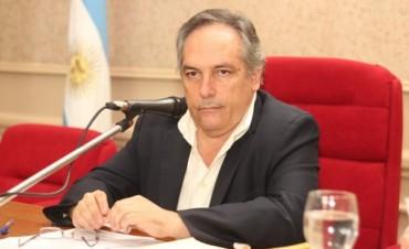 Con emotivas palabras Juan Ghione se despidiò de la Presidencia del H.C.D