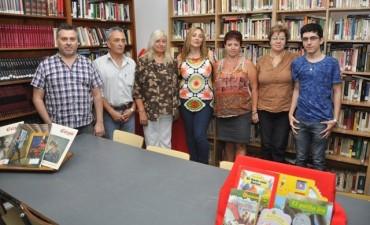"""Giraldez: """"Queremos que la biblioteca salga a la calle para atraer a quienes no la frecuentan"""""""