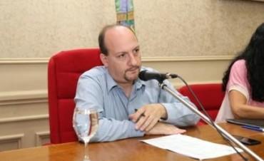 Sergio Roses se refiriò a la Sesiòn Extraordinaria del H.C.D
