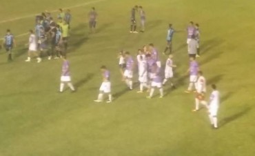 Villa Dálmine fue derrotado por Almagro 1 a 0
