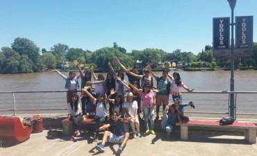 Más de 400 alumnos de la secundaria disfrutaron de un paseo por el Delta de Tigre