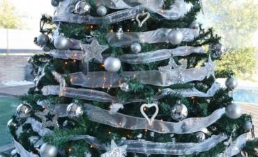 Hoy se encenderá el arbolito de Navidad en la ciudad