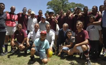 """La Unidad Nº41 fue sede del Torneo de Rugby """"Tercer Tiempo"""""""