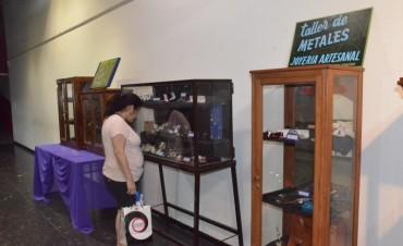 Muestra anual del Taller Municipal de Metales-Joyería Artesanal