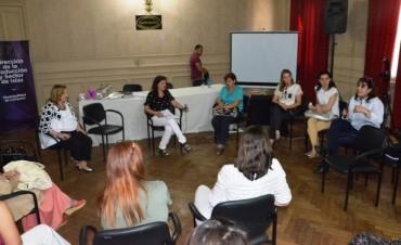 Exitosa charla para mujeres sobre emprendedurismo