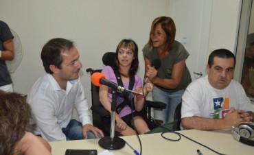 El Intendente fue entrevistado por Radio Esperanza