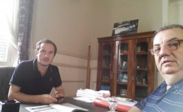 El Intendente Sebastián Abella analiza el primer año de gestión de Cambiemos