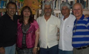 """Fernando Azamor presentó su libro """"El Bosque Citonnel"""""""