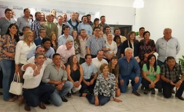 Concejales del Frente Renovador realizaron el cierre del año en San Isidro