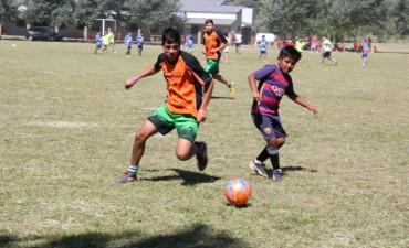 Finalizaron las actividades de las Escuelas Municipales de Fútbol Infantil