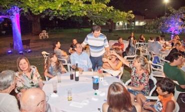 Se realizó la cena de fin de año del personal del Club Ciudad de Campana