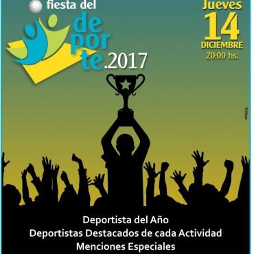 Se viene la Fiesta del Deporte del Club Ciudad de Campana