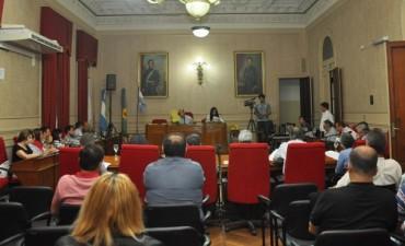 Se definieron las nuevas autoridades del Honorable Concejo Deliberante