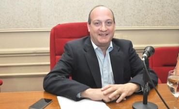Sergio Roses fue reelecto presidente del HCD