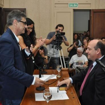 HCD: juraron los concejales electos