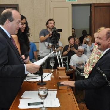 Los concejales de Cambiemos y sus sensaciones luego del juramento