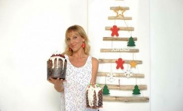Jimena Monteverde dará una clase abierta de cocina en la Feria Sabores del Mundo Navideña