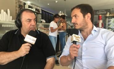 Radio City Campana FM 91.7 Mhz y un programa especial junto al Intendente Sebastián Abella